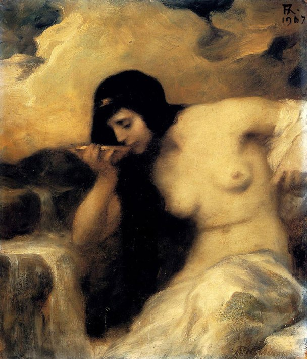Keller-Nymph-Drinking