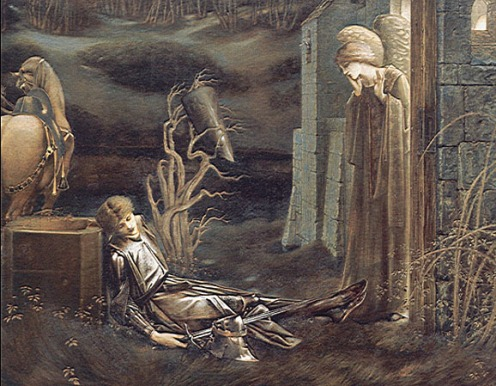 The_Dream_of_Launcelot_at_the_Chapel_of_the_San_Graal_1895_96