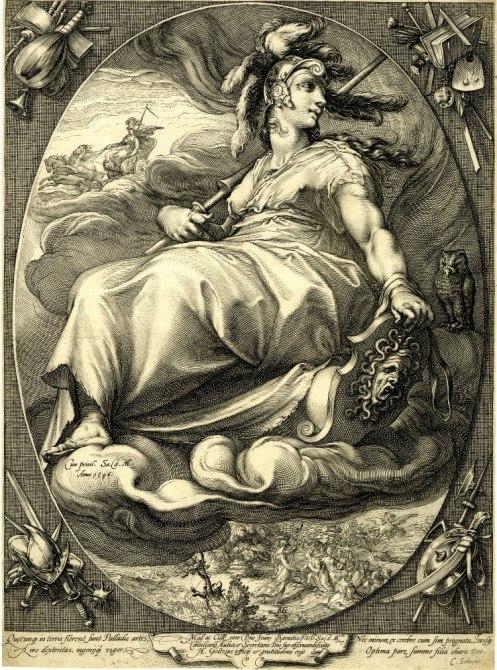 Saenredam-Minerva