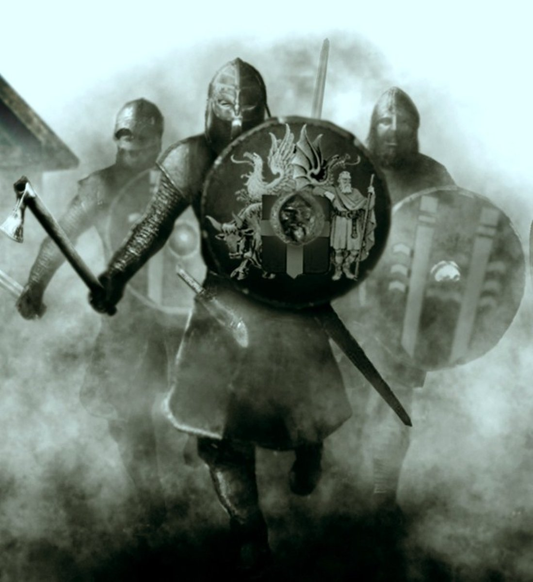All in mouth eternal heaven ghost of sparta 8