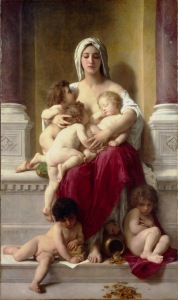 William-Adolphe_Bouguereau_(1825-1905)_-_Charity_(1878)