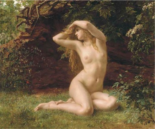 The_First_Awakening_of_Eve_by_Valentine_Cameron_Prinsep