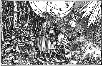 Holbein-witch