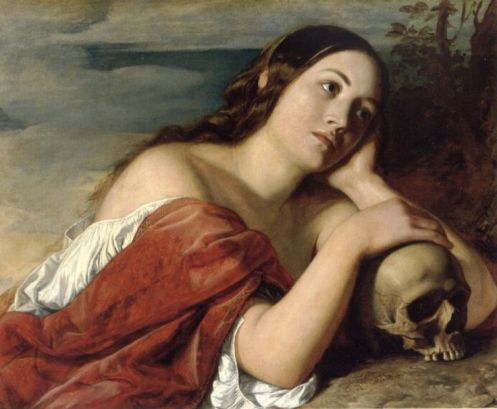 Omnia Vanitas (1848) William Dyce. Vanity of vanities all is vanity